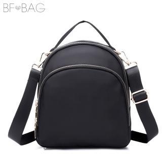 【B.F.】日本三夾層輕量尼龍三用後背包(共2色)