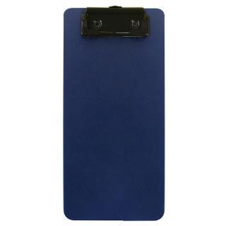 【ABEL 力大牌】輕量防水帳單板夾(深藍)