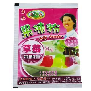 東承天之山草莓果凍粉105g