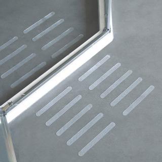 透明浴室防滑條-20入(即撕即用)