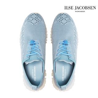 【ILSE JACOBSEN】女鞋 運動鞋 ADEA4072輕量運動鞋-淺藍(丹麥皇室品牌)