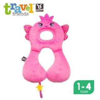 【Benbat】1-4歲 寶寶旅遊頸枕(仙女)