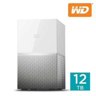 【WD 威騰】WD My Cloud Home Duo 12TB 3.5吋雲端儲存系統