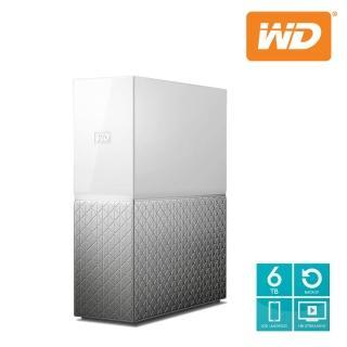 【WD 威騰】WD My Cloud Home 6TB 雲端儲存系統