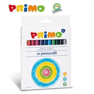 【PriMo】兒童繪畫12色彩色筆