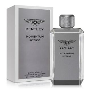 【Bentley 賓利】Momentum 賓利自信男仕淡香精(100ml)
