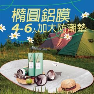 【XINCHANG】大 防潮墊 野餐墊【JLXC5P】(戶外 露營 爬山 郊遊)