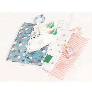 【TD樂活】DINIWELL 輕便旅行收納 單鞋袋 旅行收納袋(2入組)