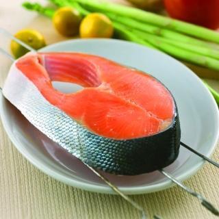 【鮮食家】任選799 天和鮮物 智利鮭魚輪切片(200g±5%/包)
