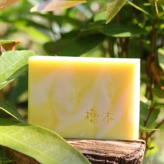 【UNESHINE原水味】原萃系列-臺灣檜木開運手工皂 精油皂 冷制皂(120g)