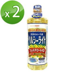 【日清】特級芥花油900gx2入組