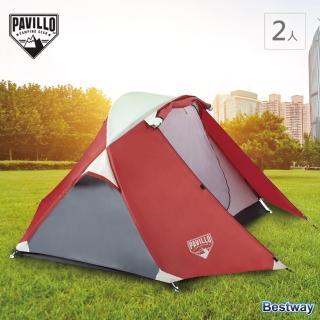 【Pavillo】Calvino 卡爾維諾 2人帳篷(露營 快速搭建 家庭適用 紗網 特殊造型)