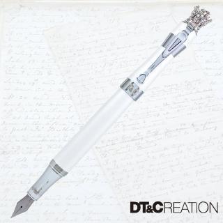 【DT&CREATION】龍行天下后冠鋼筆(施華洛世奇水晶元素 鋼筆)