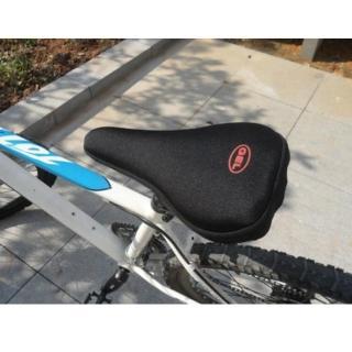 山地自行車平面矽膠坐墊套 單車鞍座套(單車坐墊套)