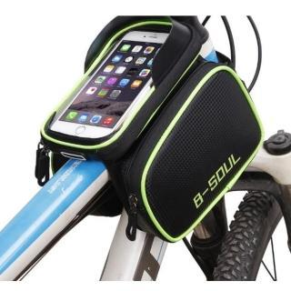 B-SOUL自行車包前梁包馬鞍包手機包(前梁手機包)