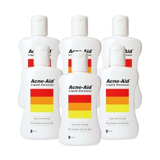 【Acne-Aid 愛可妮】潔面露(4入組)