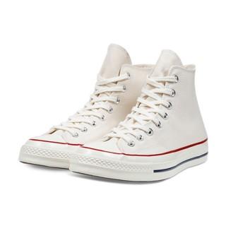 【CONVERSE】CHUCK 70 HI 米白 男女 休閒鞋(162053C)