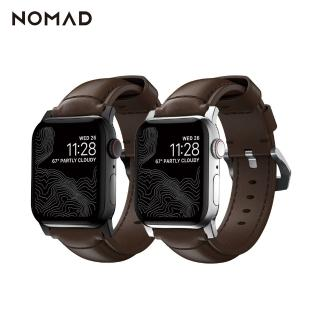 【美國NOMAD】美國NOMADxHORWEEN Apple Watch專用皮革錶帶(Series1.2.3.4適用)