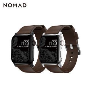 【美國NOMAD】美國NOMADxHORWEEN Apple Watch專用皮革錶帶(Series1.2.3.4適用)