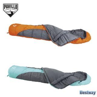 【Pavillo】保暖 睡袋蛹 共2款(露營 夜宿 包頭 輕量 單人)