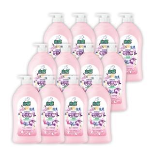 【白鴿】手洗精 迷人小蒼蘭香氛-1000gX12瓶