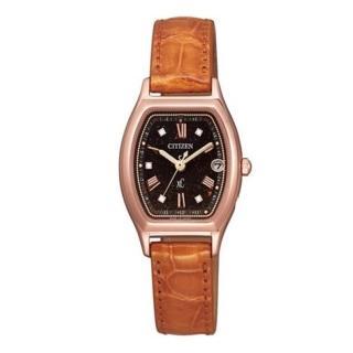 【CITIZEN 星辰】xC 貴氣時尚光動能電波女錶(ES9352-13E)