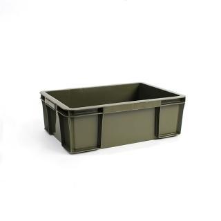 【Trusco】塑膠收納盒(小)-墨綠(塑膠收納盒)