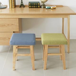 【MH家居】洛夫特原木凳(餐椅/凳子)