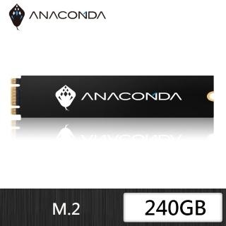 【ANACOMDA巨蟒】火蛇系列 i1 240GB M.2 SSD