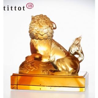 【tittot 琉園】環宇祥獅  擺飾