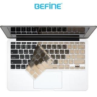 【BEFINE】BEFINE ICECREAM 中文鍵盤保護膜 MacBook Air 11(中文鍵盤保護膜)