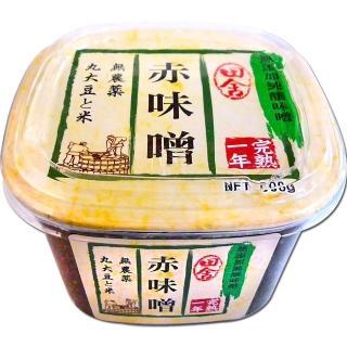 【味榮】田舍赤味噌500g