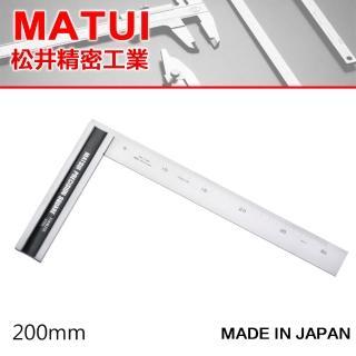 【MATSUI】直角規 200mm-附刻度(直角規)