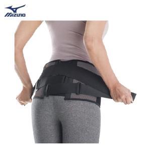 【MIZUNO 美津濃】日製骨盆護腰帶透氣加寬款 C3JKB50205(護腰)