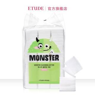 【ETUDE HOUSE】濾色奇蹟 吃色怪獸化妝棉 408片(濾色奇蹟系列)