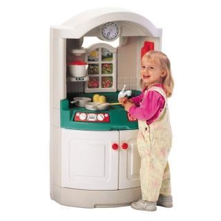【STEP2】艾麗廚房 家家酒小廚師職業 煮飯烹飪角色扮演(益智成長 邏輯建構 原裝進口)