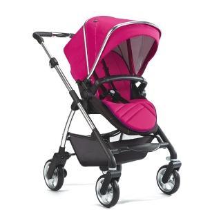 【奇哥】英國Silver Cross Wayfarer 雙向嬰兒手推車-福利品