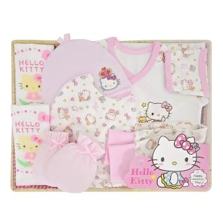 【HELLO KITTY】新生兒彌月禮盒組