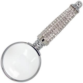 【ARTEX】耀動水鑽放大鏡 施華洛世奇元素 白鑽