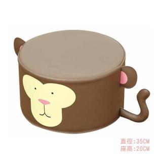 【WISDOM 華森葳】猴子圓凳沙發 ISO9001外銷 外銷幼兒園兒童椅(符合兒童傢俱檢驗合格)