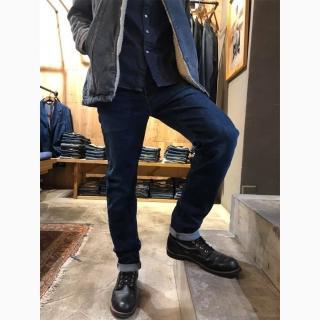 【LEVIS】上寬下窄 / 502 Taper牛仔長褲 / 重磅(亞洲熱銷版型)