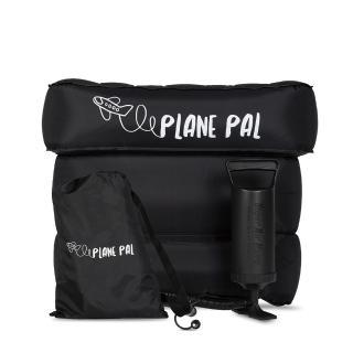 【Plane Pal】飛行用充氣腳墊-豪華版