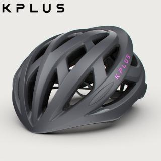 【KPLUS】S系列公路競速-VITA Helmet單車安全帽-灰粉