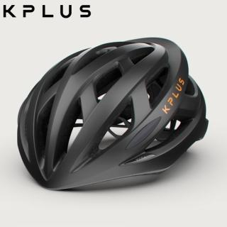 【KPLUS】S系列公路競速-VITA Helmet單車安全帽-黑橘
