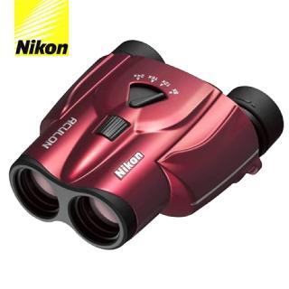 NIKON ACULON T11-8-24X25變倍雙筒望遠鏡-紅