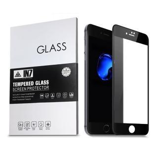 【IN7】APPLE iPhone 7/8 Plus 5.5吋 抗藍光3D全滿版鋼化玻璃保護貼(疏油疏水 鋼化膜)