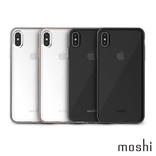【moshi】Vitros for iPhone XS Max 超薄透亮保護外殼