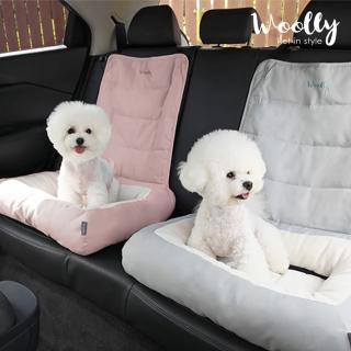 【MH家居】雷特汽車寵物坐墊(車墊/寵物墊)