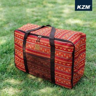 【KAZMI】經典民族風裝備收納袋70L