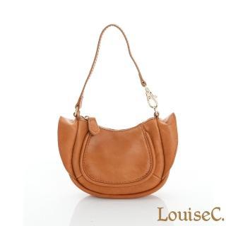 【LouiseC.】MINI法式名伶萬用包 --橘黃色(34C13-0032A11)